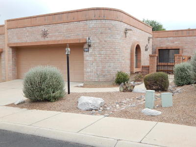 Tucson Townhouse For Sale: 5365 Via Frassino