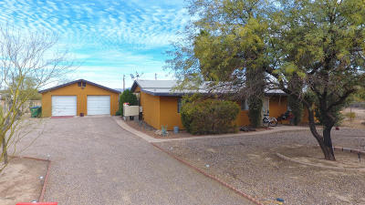 Marana Single Family Home For Sale: 13970 W Grier Road