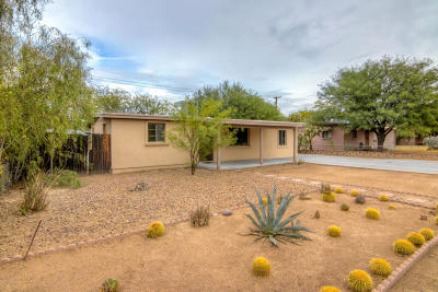 Tucson Single Family Home For Sale: 4619 E Juarez Street