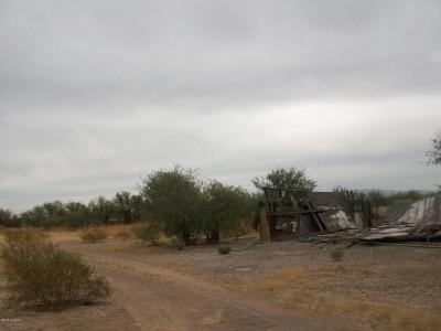 Tucson Residential Lots & Land For Sale: 8337 S Worden Road