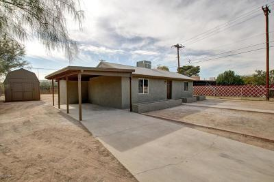 Tucson Single Family Home For Sale: 757 W Iowa Street