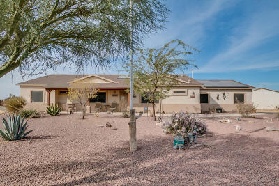 Marana Single Family Home For Sale: 4803 N Buckmeister Way