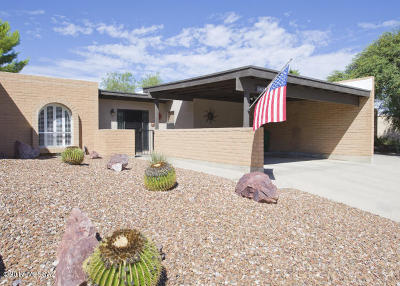 Pima County Townhouse For Sale: 10083 N Oro Place