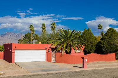 Pima County Single Family Home Active Contingent: 5511 E Alta Vista Street