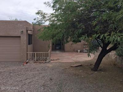 Tucson Townhouse Active Contingent: 6553 N Foothills Drive