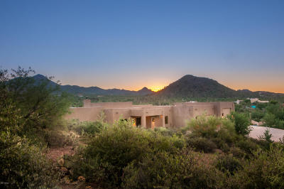 Pima County, Pinal County Single Family Home For Sale: 4153 N Gerhart Road