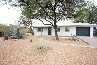 Pima County Single Family Home For Sale: 5914 E Lee Street