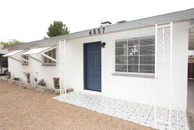Tucson Single Family Home For Sale: 4857 E Montecito Street