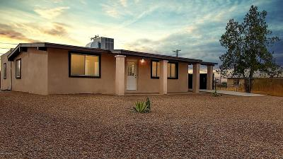 Pima County Single Family Home For Sale: 3126 S Naco Vista