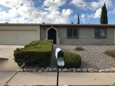 Tucson Single Family Home For Sale: 2202 S Timberline