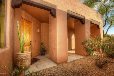 Oro Valley Single Family Home Active Contingent: 223 E Spring Sky Street