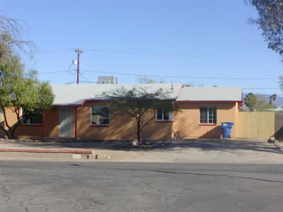 Tucson Single Family Home For Sale: 625 S Janet Avenue