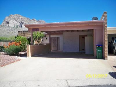 Pima County Townhouse For Sale: 10132 N Valle Del Oro Drive