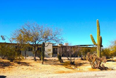Tucson Single Family Home For Sale: 6721 N Pomona Road