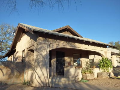 Pima County Single Family Home For Sale: 911 N 7th Avenue