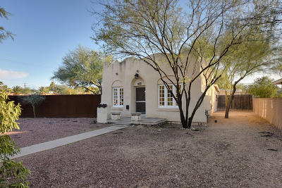 Pima County Single Family Home For Sale: 1830 E 8th Street