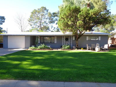 Pima County Single Family Home For Sale: 3327 N Christmas Avenue