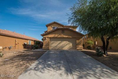 Marana Single Family Home For Sale: 12906 N Pocatella Drive