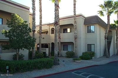 Tucson Condo Active Contingent: 5500 N Valley View Road #118