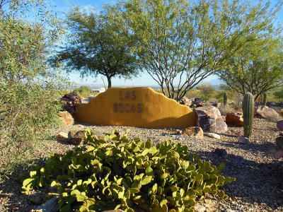 Tucson Residential Lots & Land For Sale: 4458 W Placita Tres Rocas W #2
