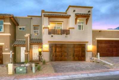 Oro Valley Townhouse For Sale: 1833 E Vico Bella Luna