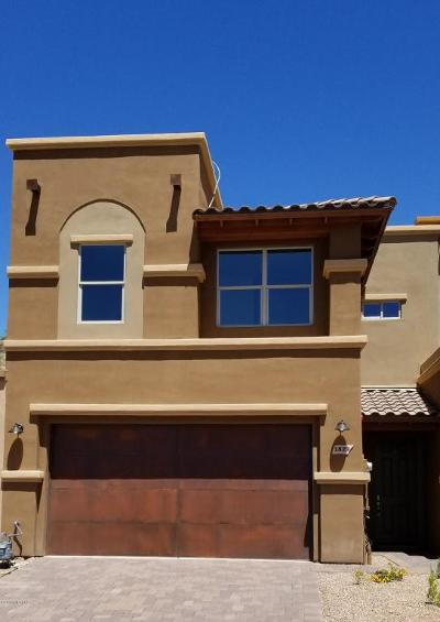 Oro Valley Townhouse For Sale: 1829 E Vico Bella Luna