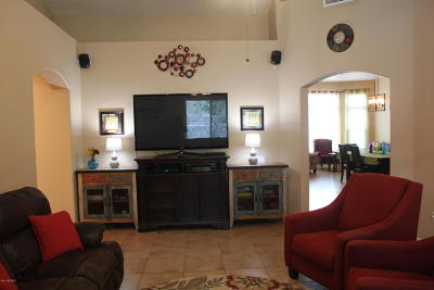 Tucson Single Family Home For Sale: 9840 E Murchison Place