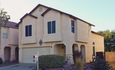 Pima County Single Family Home For Sale: 8217 N Midnight Way