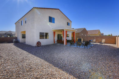 Tucson Single Family Home For Sale: 8262 W Canvasback Lane