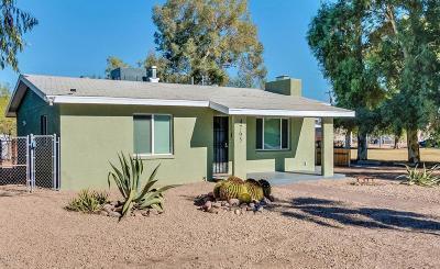 Tucson Single Family Home For Sale: 4765 E 1st Street