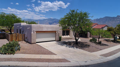 Pima County Single Family Home For Sale: 11962 N Crescendo Drive