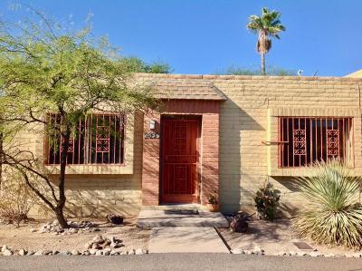 Tucson AZ Townhouse For Sale: $92,900