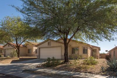 Marana Single Family Home For Sale: 5583 W Sunset Vista Place
