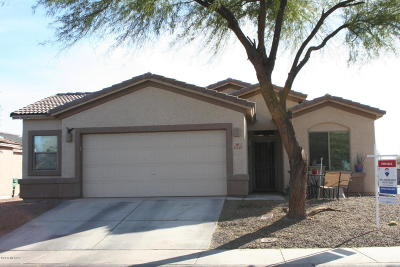 Marana Single Family Home Active Contingent: 11145 W Fallen Willow Drive