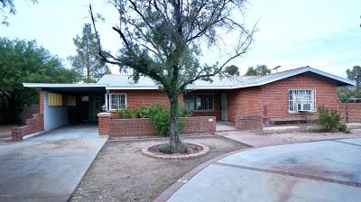 Tucson Single Family Home Active Contingent: 2133 E Copper Street