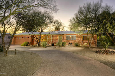Tucson Single Family Home For Sale: 851 N Corinth Avenue