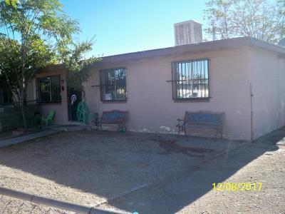 Tucson AZ Townhouse For Sale: $74,900