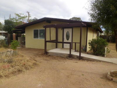 Pima County Single Family Home For Sale: 2125 S Wilson Avenue