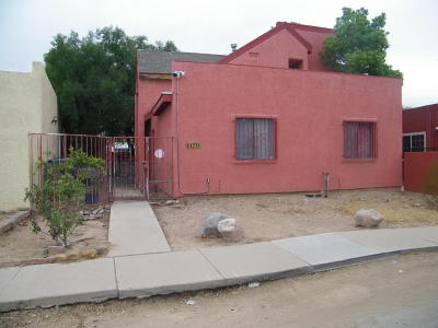 Pima County, Pinal County Single Family Home For Sale: 173 W Virginia Street