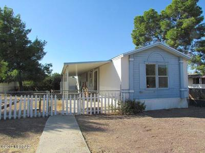 Pima County, Pinal County Manufactured Home For Sale: 2465 W Diamond Street