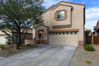 Oro Valley Single Family Home For Sale: 1258 W Molinetto Drive