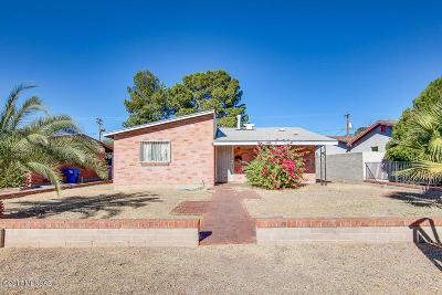 Pima County Single Family Home For Sale: 1635 E Spring Street