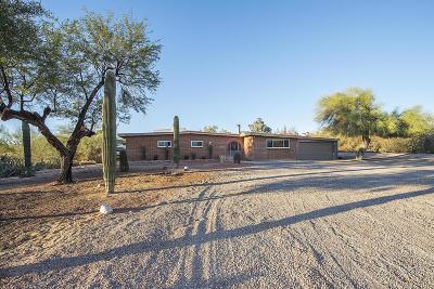 Tucson Single Family Home For Sale: 1830 W Placita Del Coyote