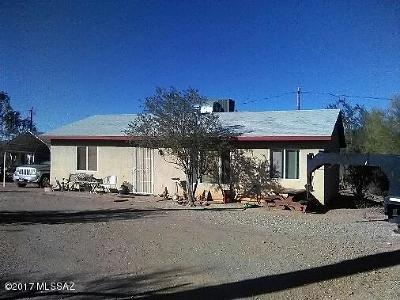 Marana Single Family Home For Sale: 21350 W Silverbell Road