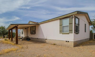 Pima County, Pinal County Manufactured Home For Sale: 9614 W Ursa Way