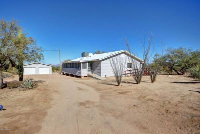 Pima County Single Family Home For Sale: 12410 W Cornell Drive