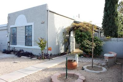Pima County Single Family Home For Sale: 131 W Utah Street
