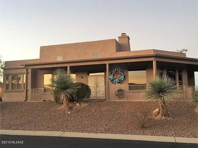 Tucson Single Family Home For Sale: 13784 E Langtry Lane