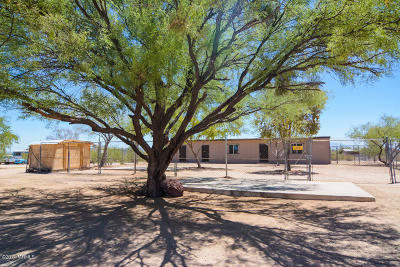 Marana Single Family Home Active Contingent: 12522 N Avenue Galaxia
