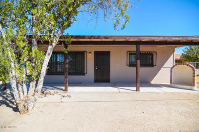 Pima County, Pinal County Single Family Home For Sale: 6105 S Dunton Avenue